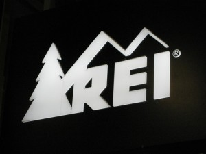 A Weekend Trip To REI