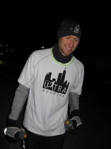 A Lot Of Night Running