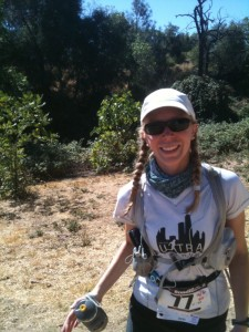 Paige At 22 Miles