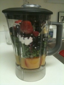 Today's Smoothie